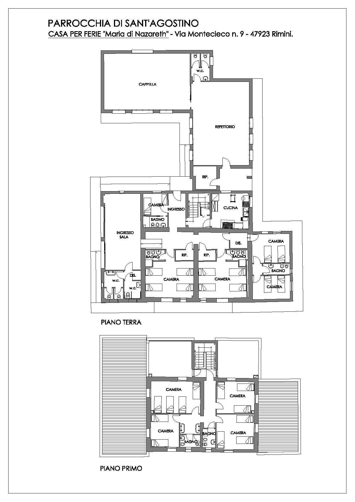 Planimetria casa tutto su ispirazione design casa for Planimetrie della casa senza garage